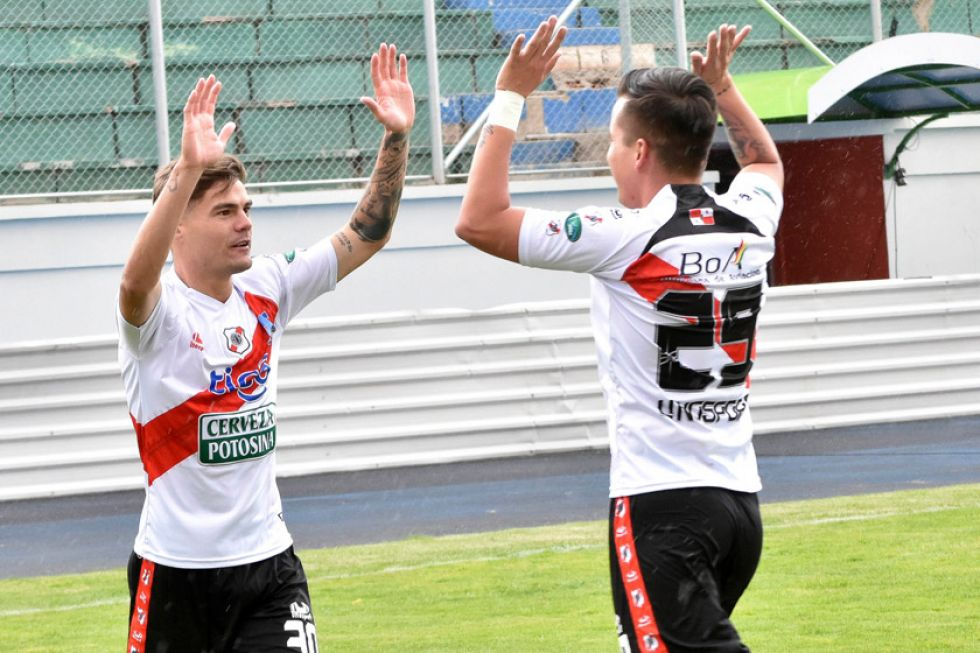 Nacional Potosí Buscará hoy su pase a la Copa Libertadores