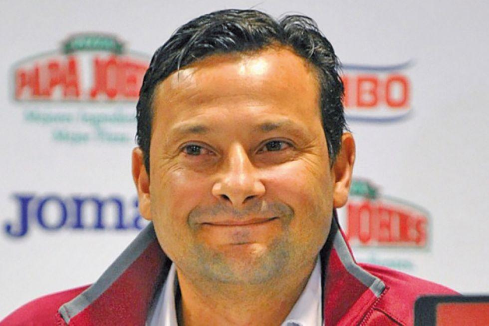Jeaustin Campos, de Costa Rica, es el nuevo DT de Nacional Potosí