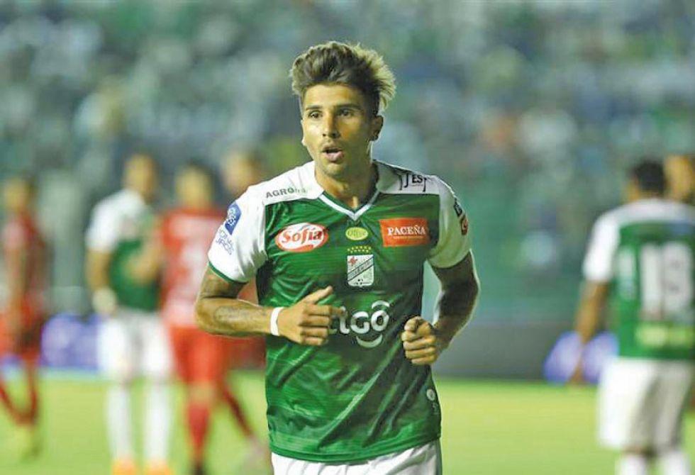 Mugni es el nuevo refuerzo de Sport Recife