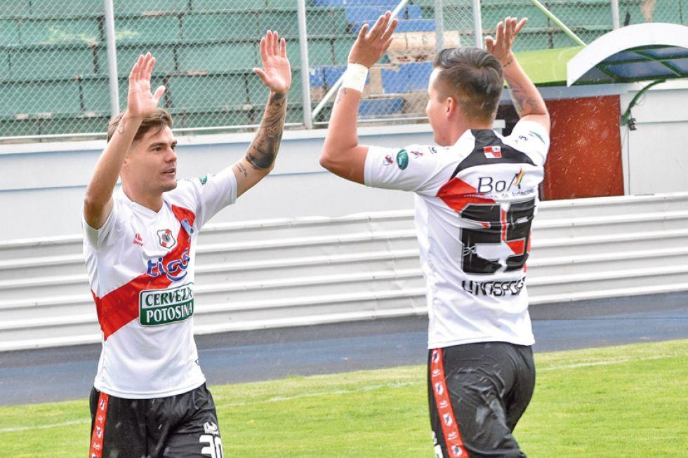 FBF inscribe a Nacional  para participar en la Copa Sudamericana