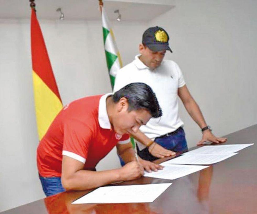 El acuerdo se selló en la madrugada del martes 31 de diciembre.