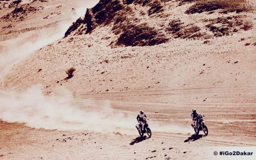 El Dakar en imágenes