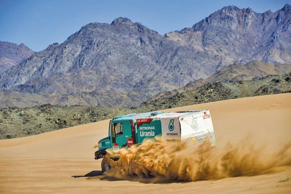 primera etapa del Dakar 2020
