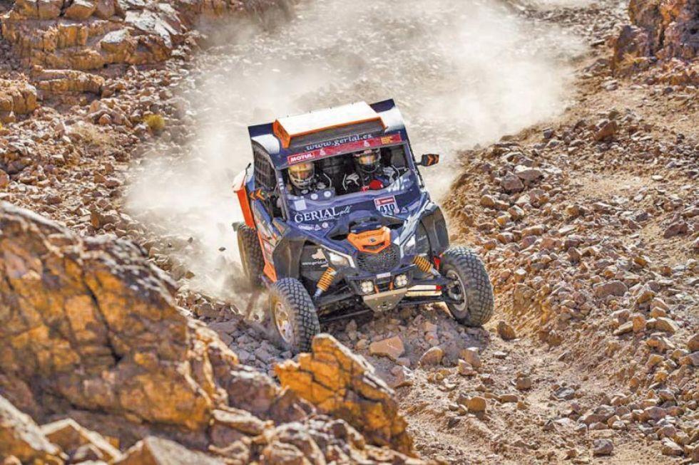 Segunda etapa del Dakar 2020