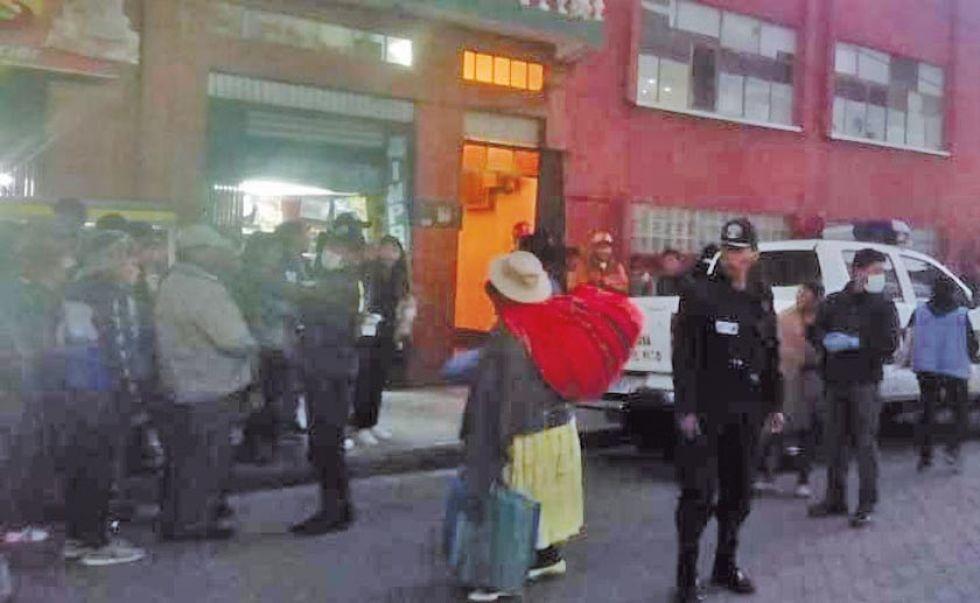 Se realizó el levantamiento del cadáver en el último caso en una vivienda en la ciudad alteña.