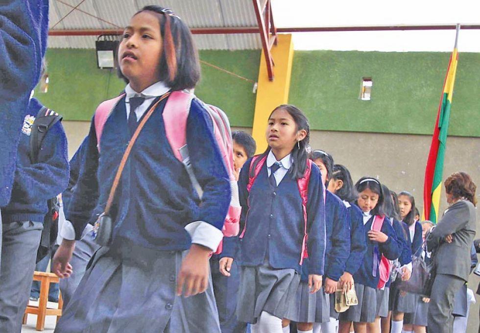 Las labores educativas se iniciarán el 3 de febrero se prevé que concluya la gestión el 11 de diciembre.