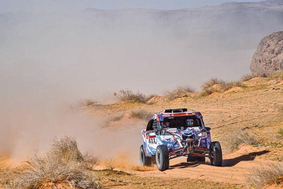 Quinta etapa del Dakar 2020