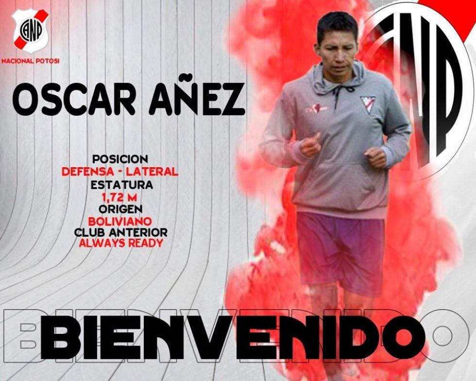 El club publicó en su página de Facebook.