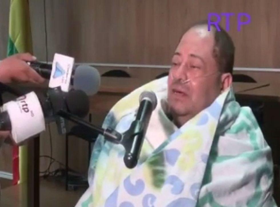 Exministro Romero dice que estaba secuestrado