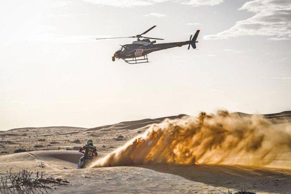 Sexta etapa del Dakar