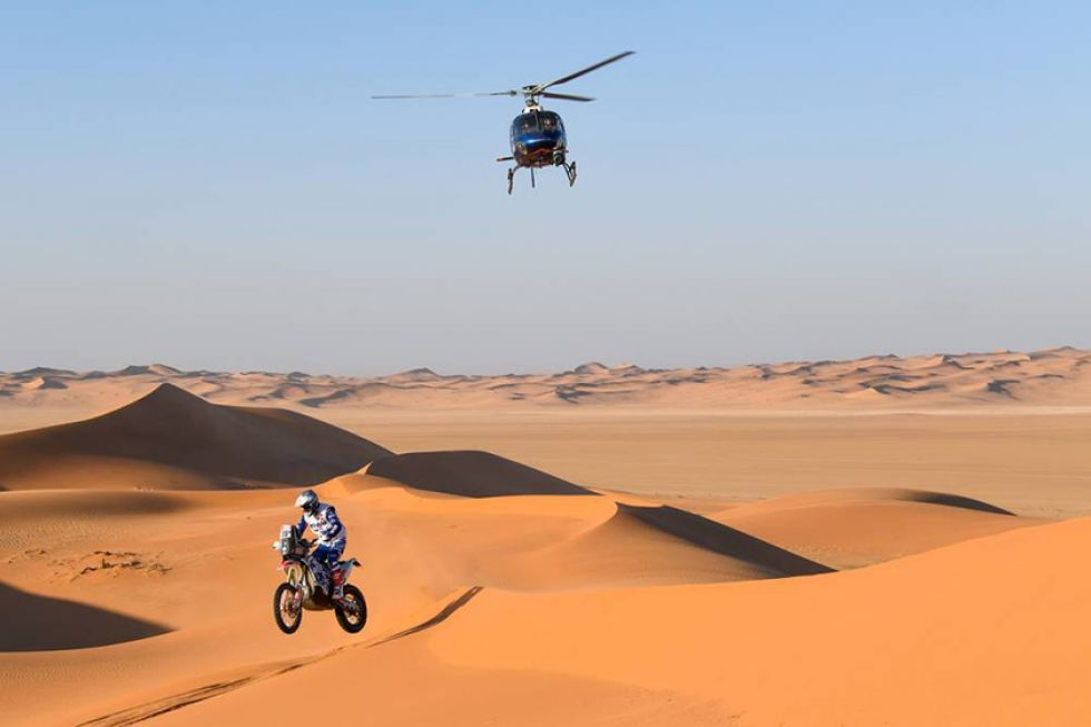 Séptima etapa Dakar 2020