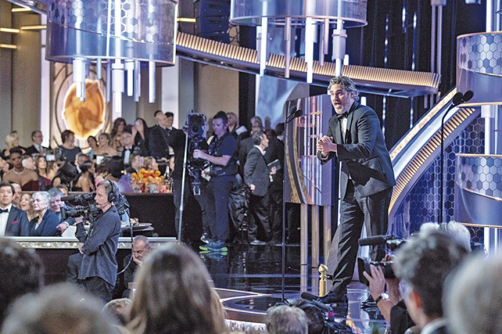 FAVORITO. El actor Joaquin Phoenix es uno de los principales candidatos a ganar la preciada estatuilla.