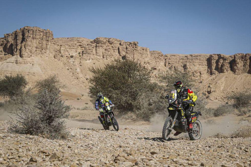 Novena etapa Dakar