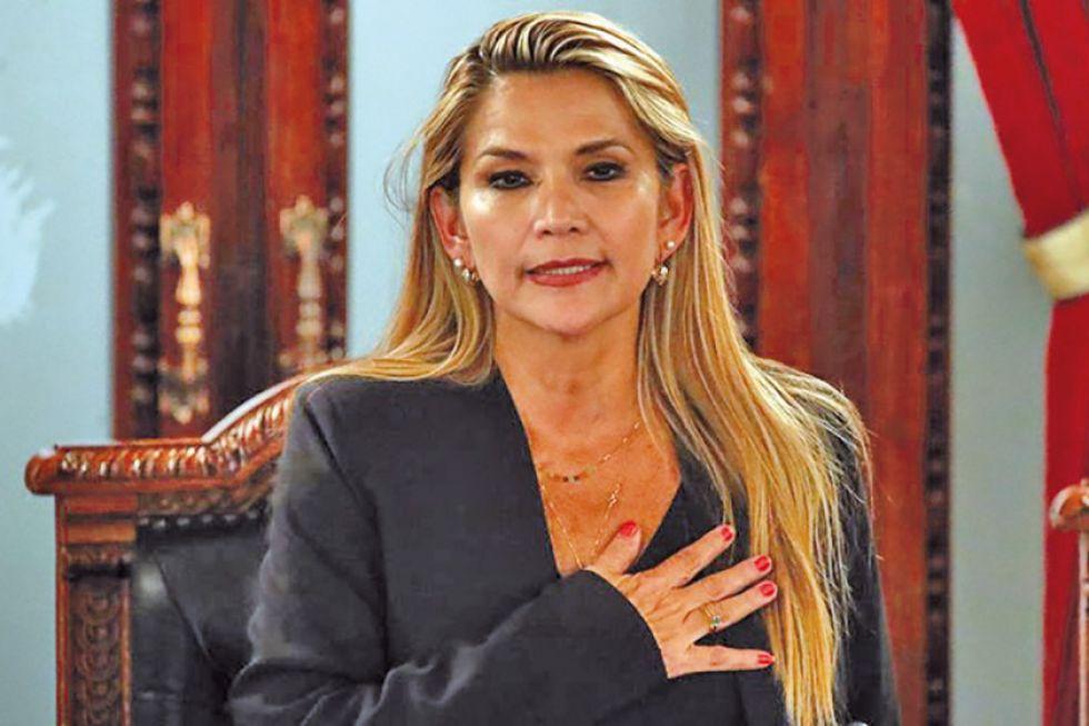Mensaje de la presidenta Áñez se enfocará en la pacificación
