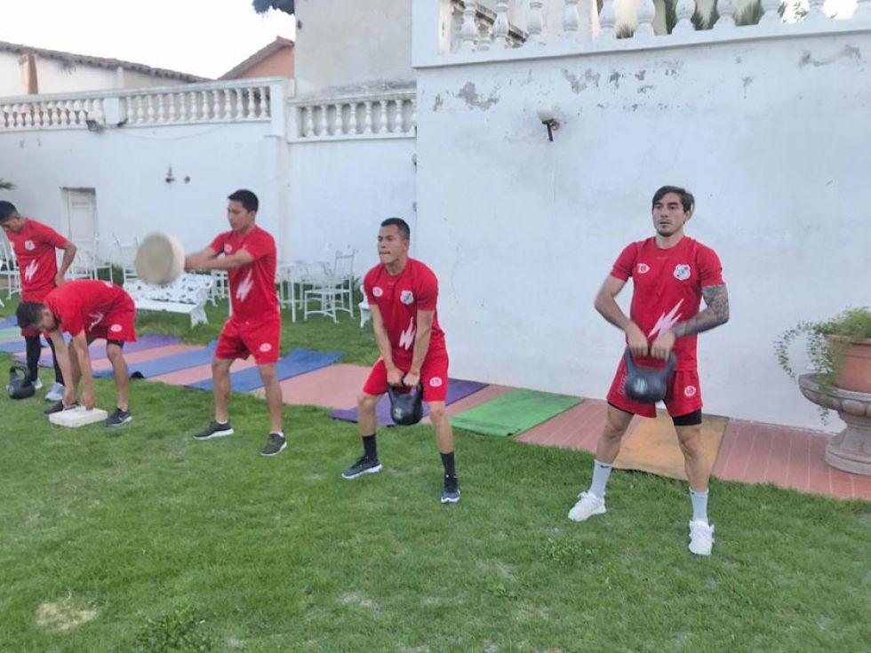 Nacional no descarta incorporar un par de jugadores más al primer plantel