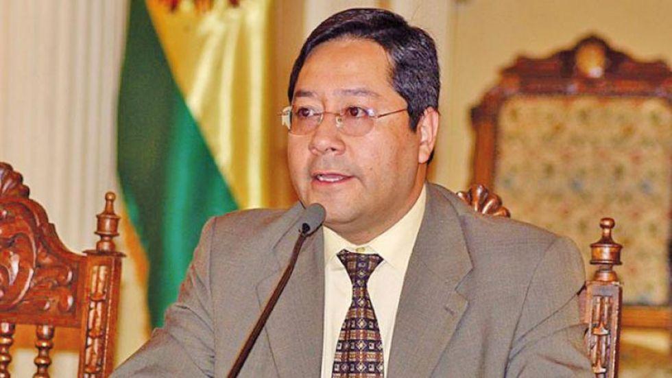 Rechazan la designación de Evo a Luis Arce como candidato presidencial