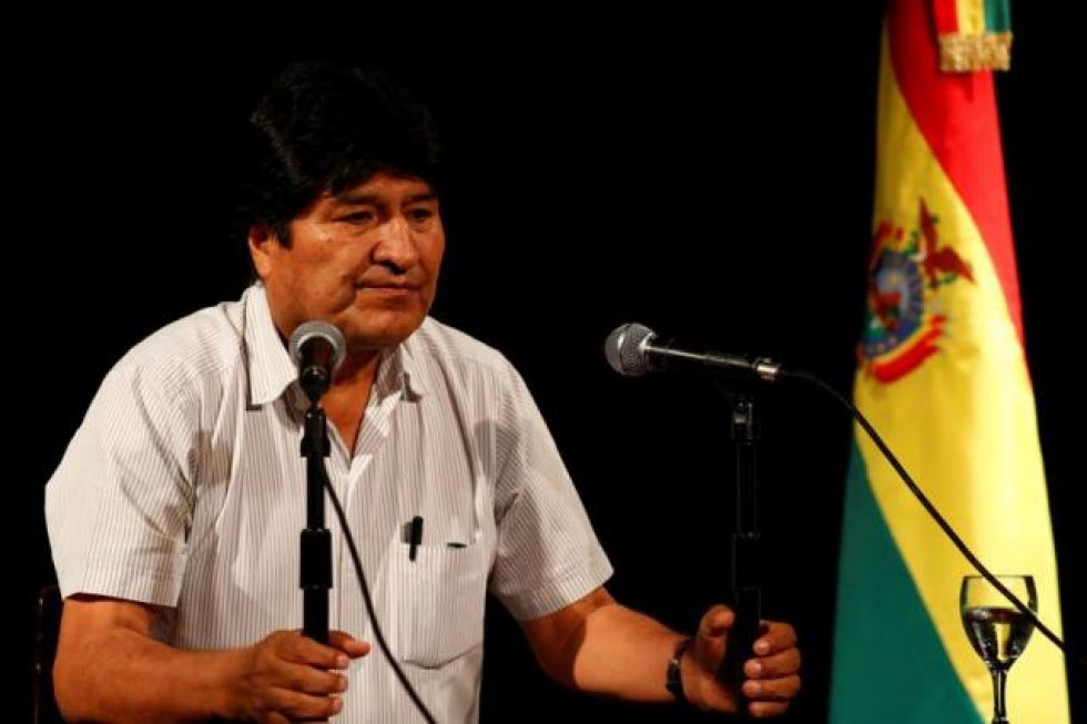 """A través de un video, Evo Morales """"rinde informe"""" de su gestión, reitera que fue obligado a renunciar"""