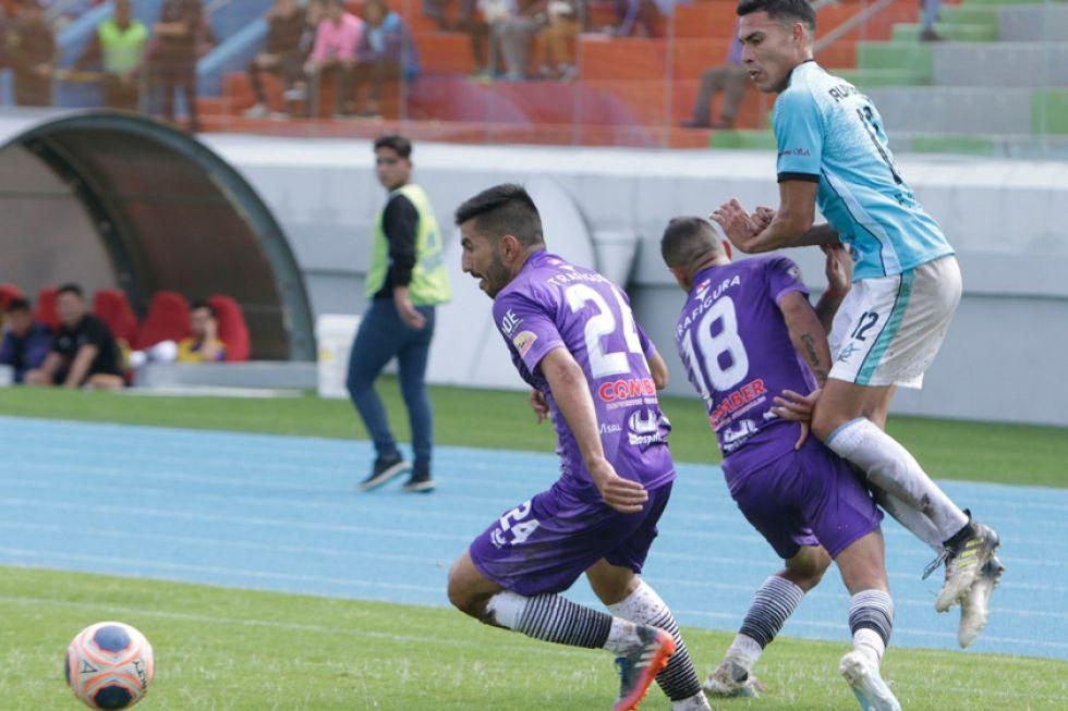 Real Potosí no hace pie y cae por goleada de 4-0 ante Aurora