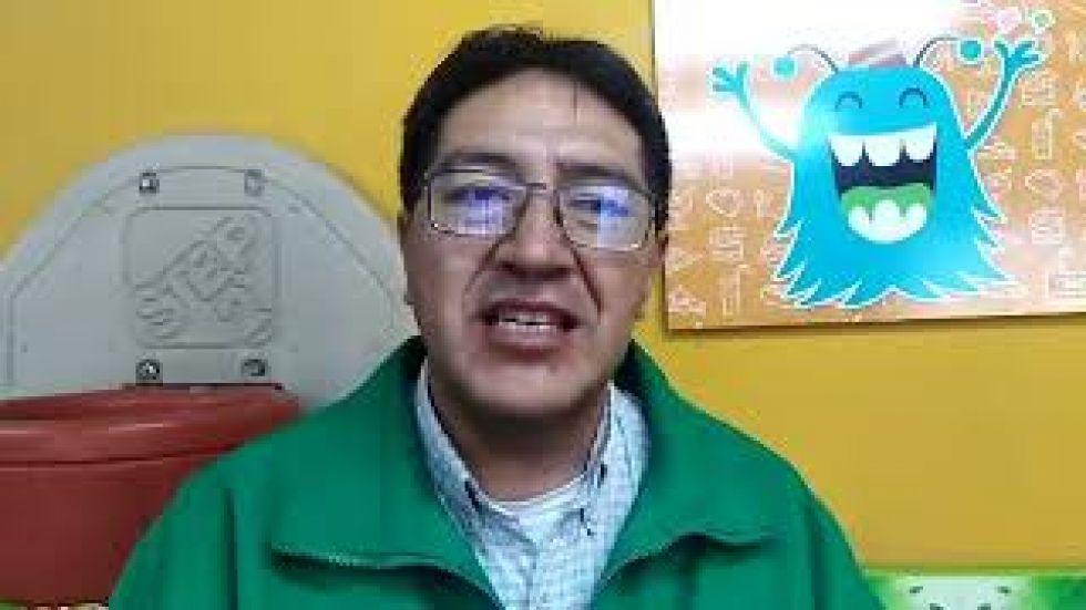 El diputado de Demócratas denuncia un complot machista contra Jeanine Añez