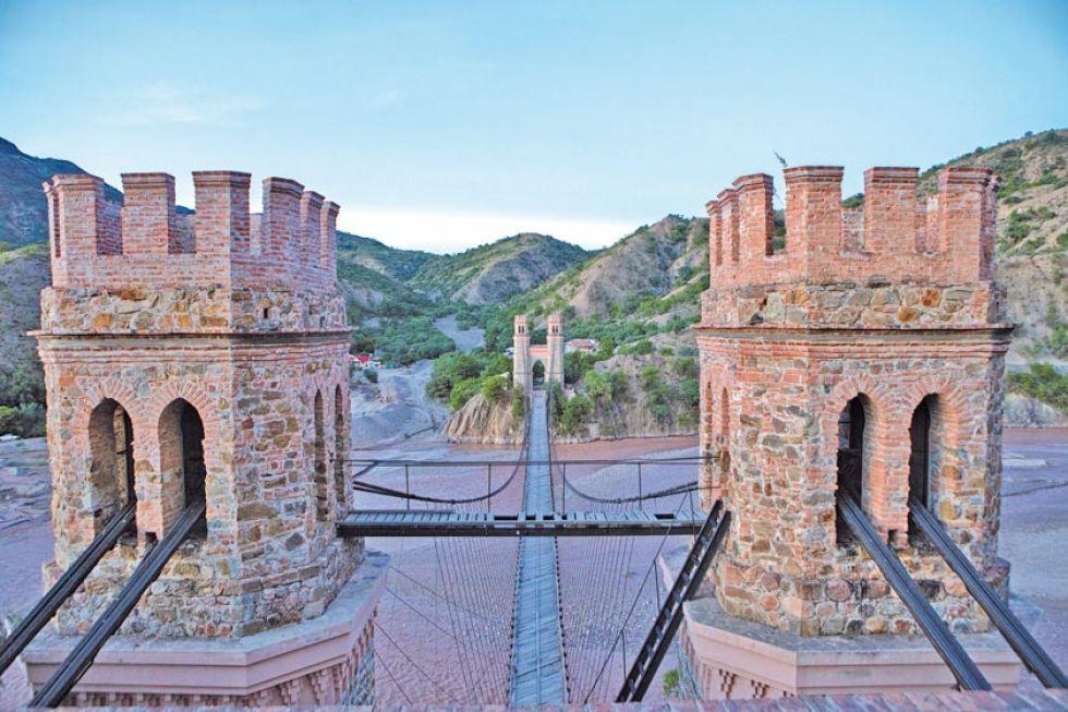 Fue construido a finales del siglo XIX.