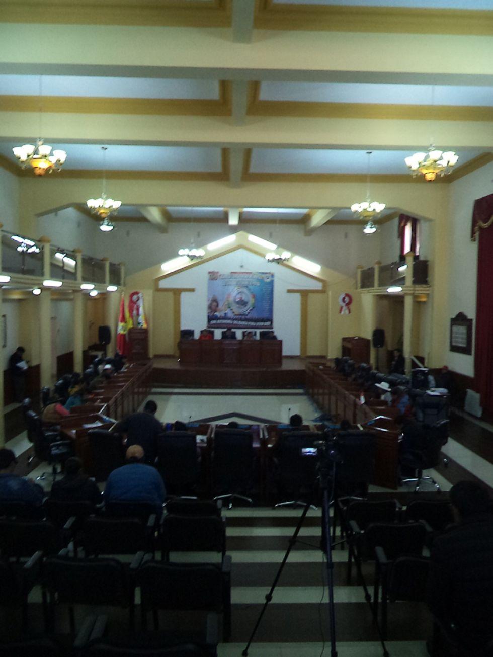 La Asamblea aprueba la Ley Departamental de Camélidos