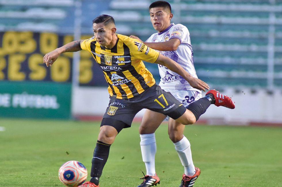 Real Potosí dio batalla pero no pudo derrotar a The Strongest