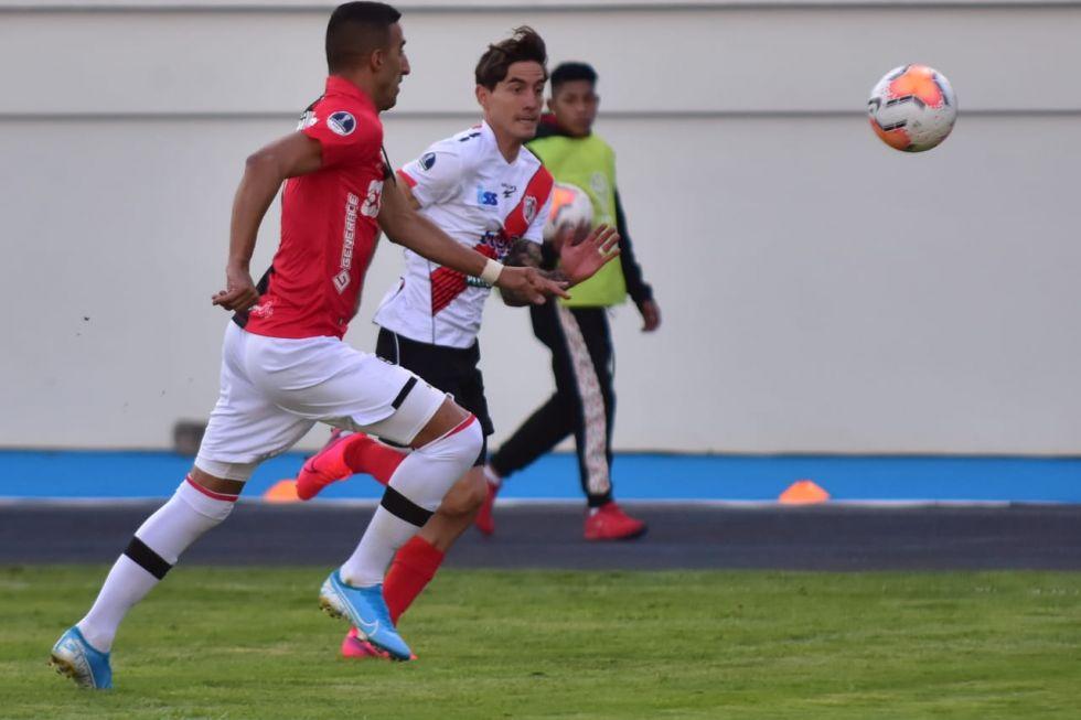 El partido se juega en el Víctor Agustín Ugarte