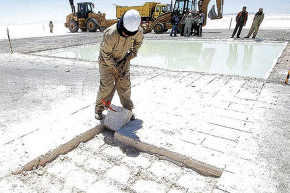 Potosí no permitirá reactivar contrato con alemana por el litio