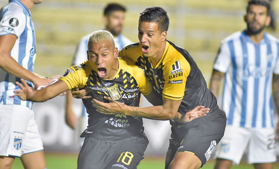 El Tigre gana tres puntos ante el Atlético Tucumán