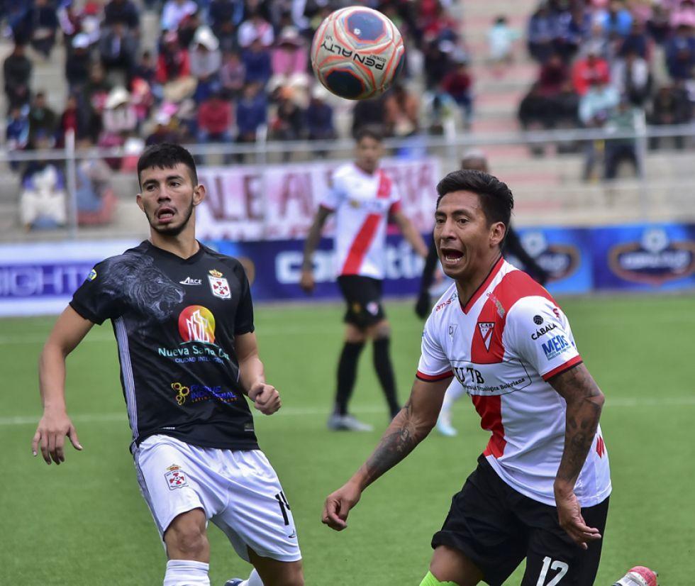 Ronaldo Martínez y Hugo Rojas se enfrentan.