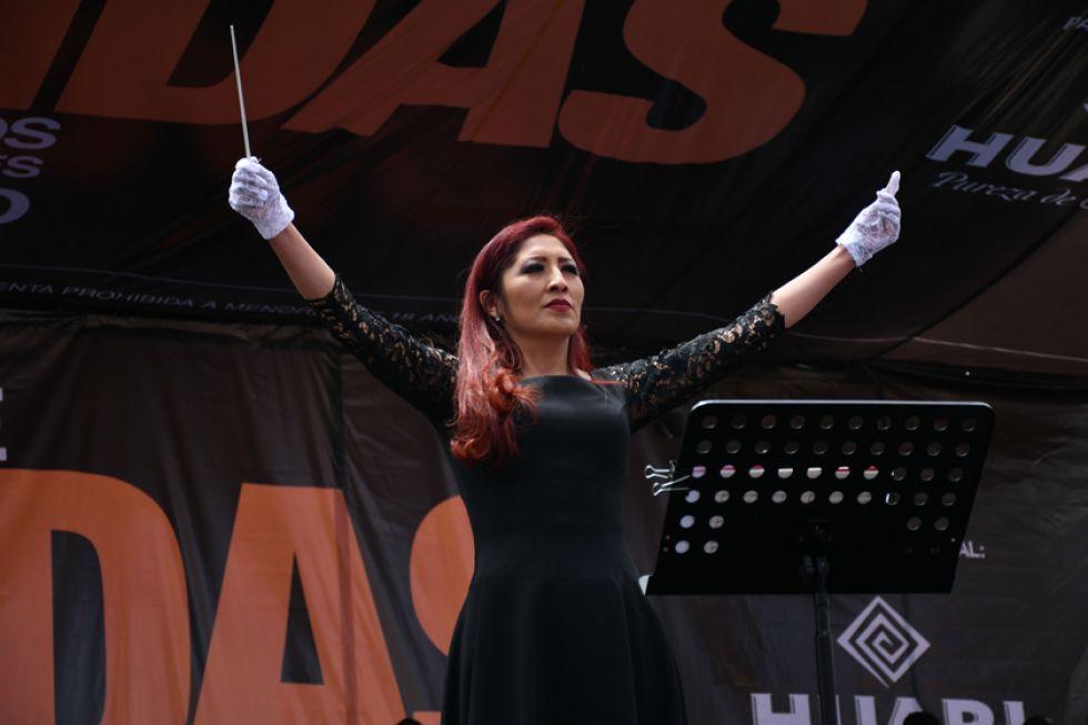 La boliviana Vania Miranda es la primera mujer en dirigir en el festival.