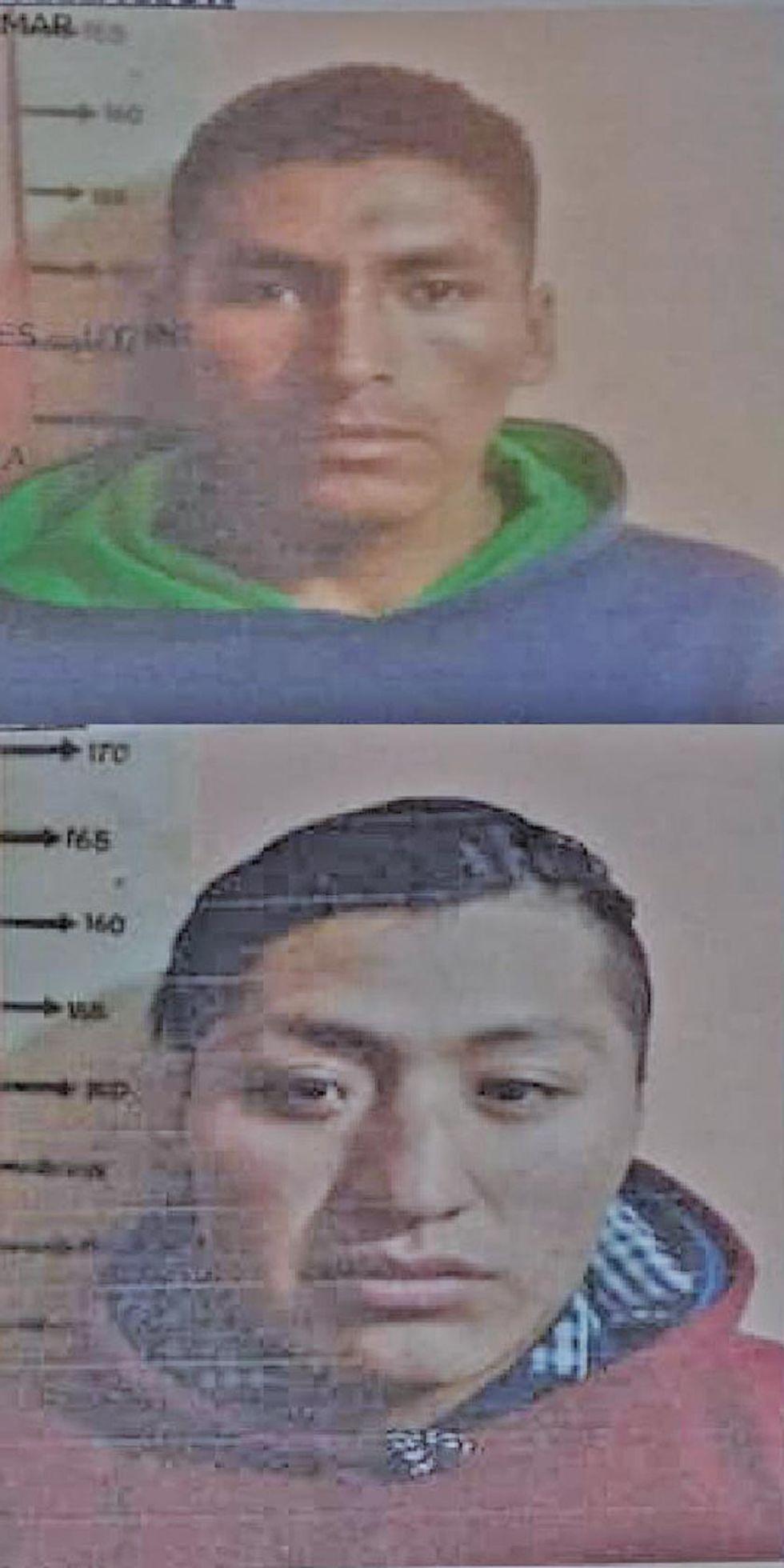 Dos presos huyen de la cárcel y ahora son buscados los policías