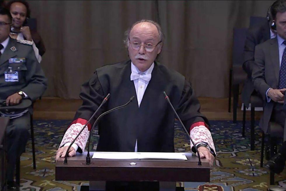 Silala: se retiraron dos abogados del equipo jurídico internacional