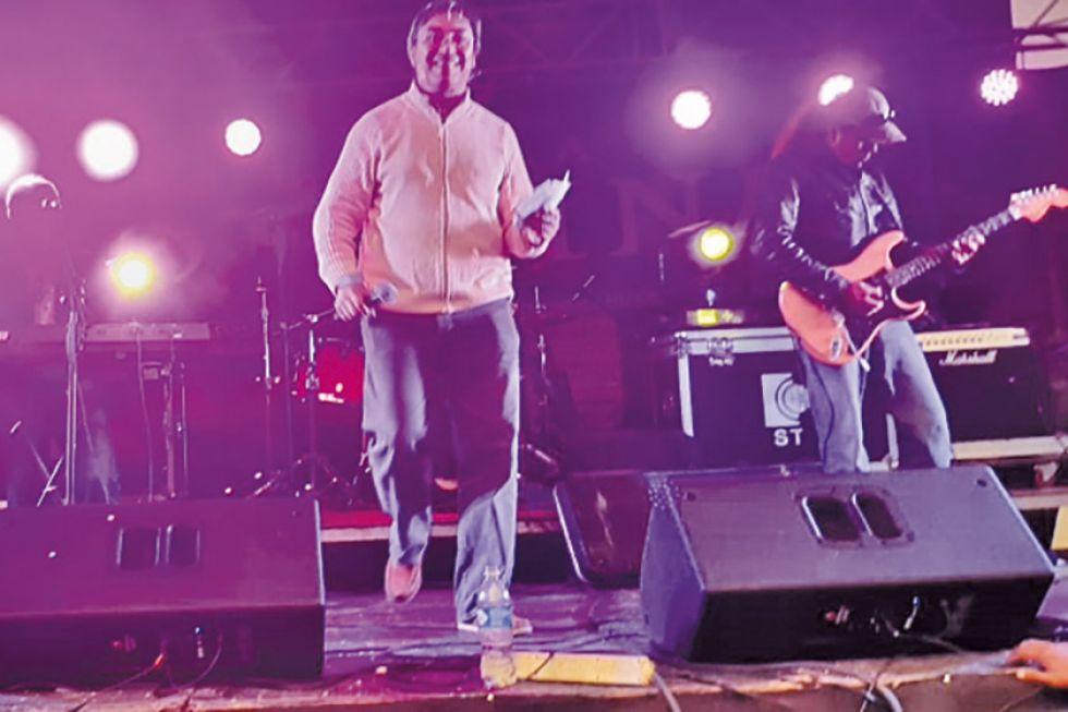 El Corso Ciudad de Plata cerró  con concierto internacional