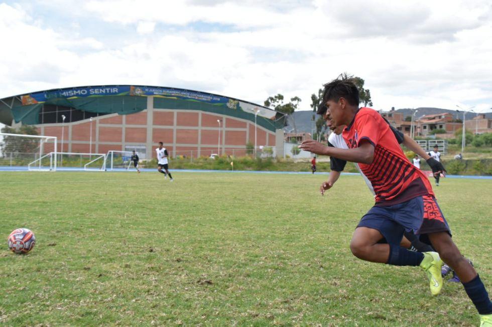 Jugaron en cochabamba.