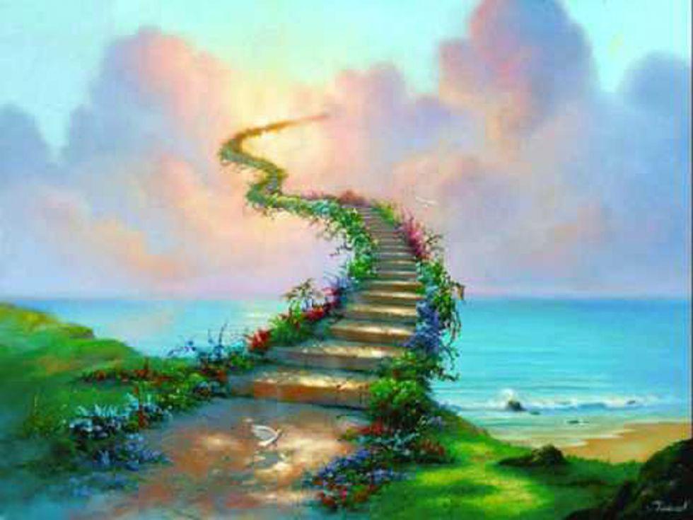 """""""Stairway to Heaven"""" fue el tema en disputa."""