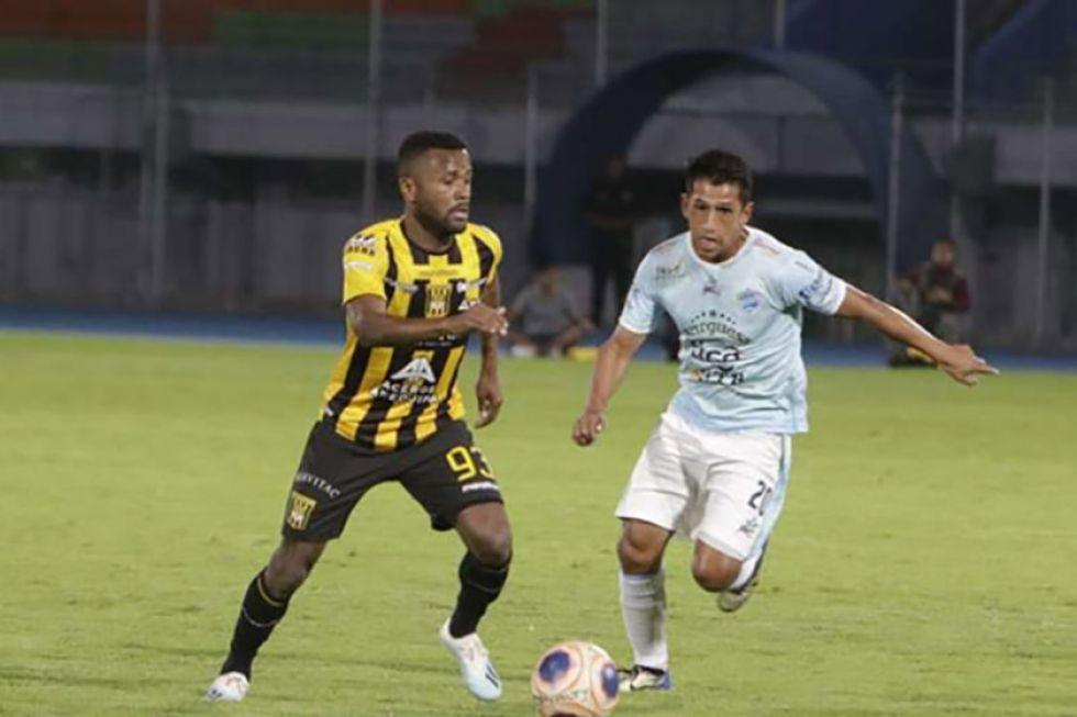 El Tigre se queda con puntos en partido sin público