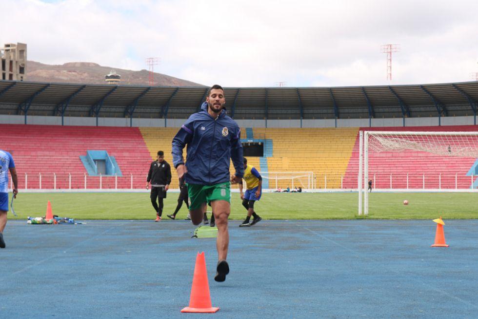 Domínguez, centrocampista de Real, se perderá el clásico potosino por sanción