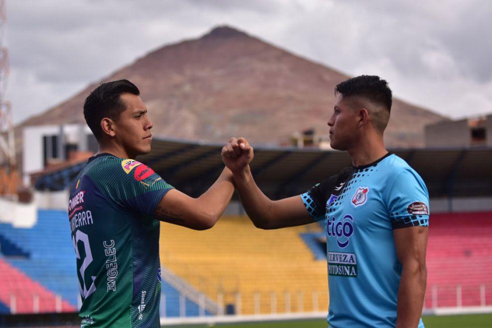 Nacional y Real Potosí juegan hoy un clásico sui géneris