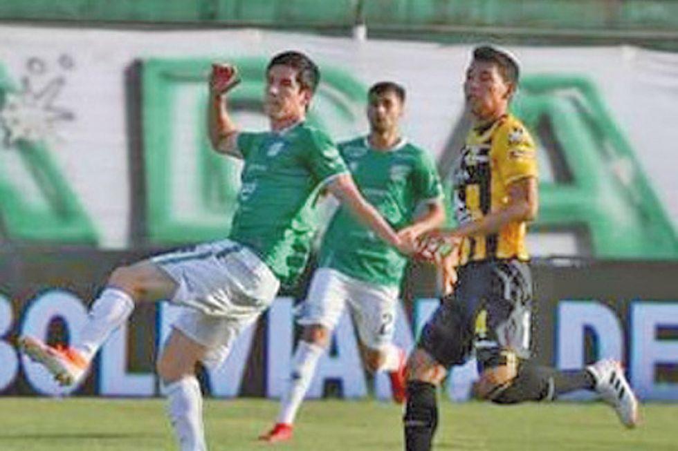 El Tigre es el nuevo líder del torneo Apertura del fútbol boliviano