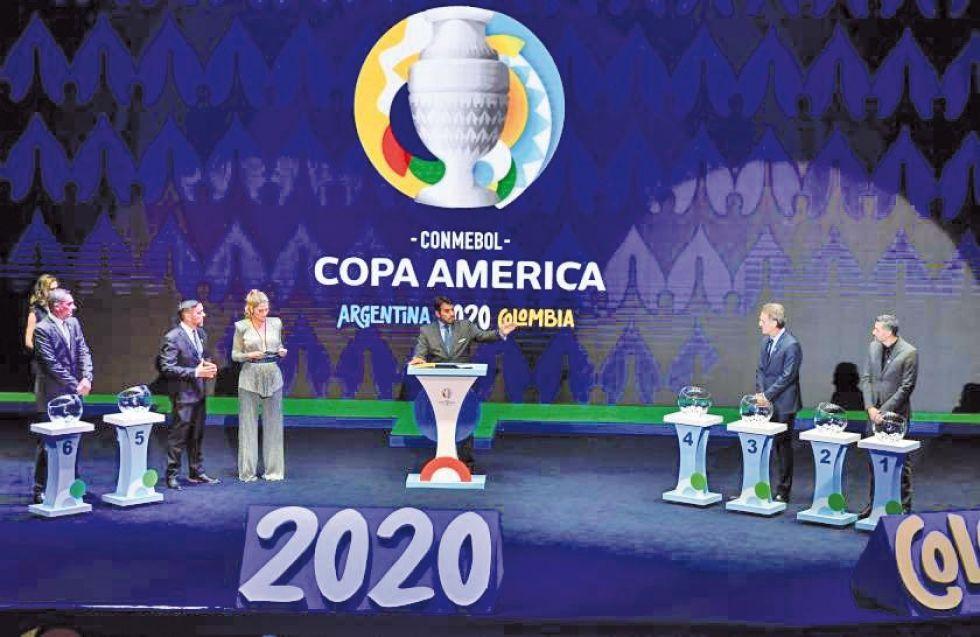 Retazaron el torneo por la expansión del Covid-19 en el mundo.