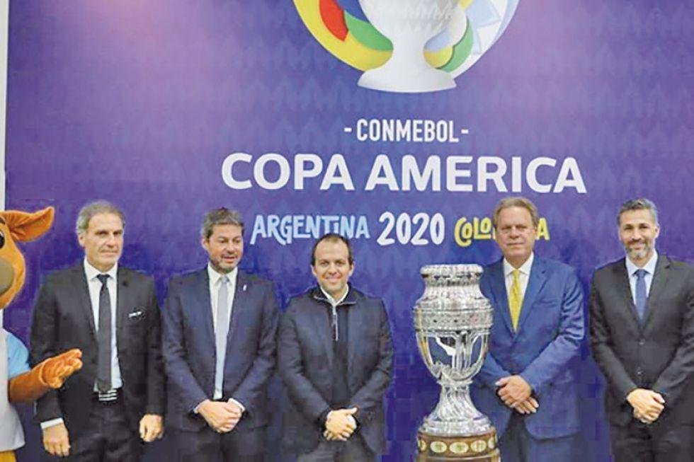 El COVID-19 también provoca suspensión de la Copa América