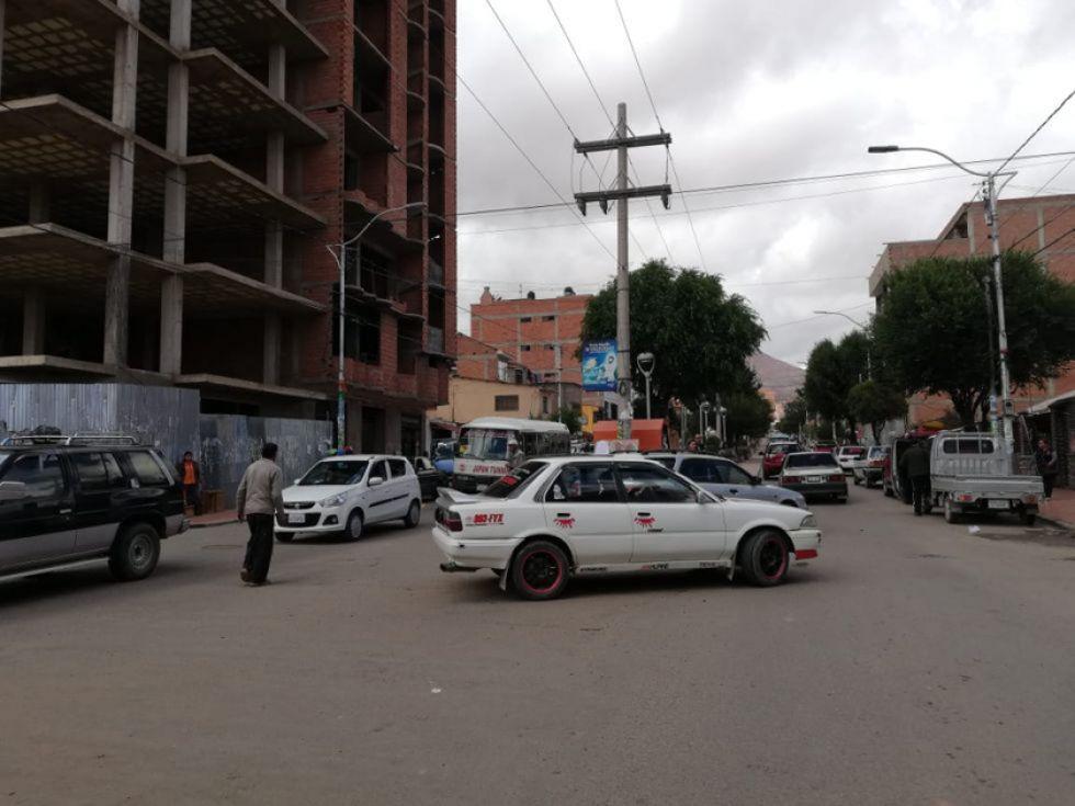 En Potosí, las actividades fueron normales pese a la prohibición.