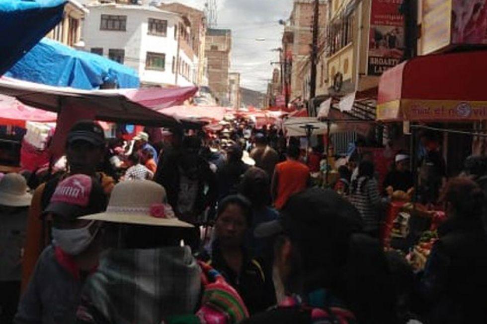 Abrirán mercados para comprar alimentos los miércoles y sábados
