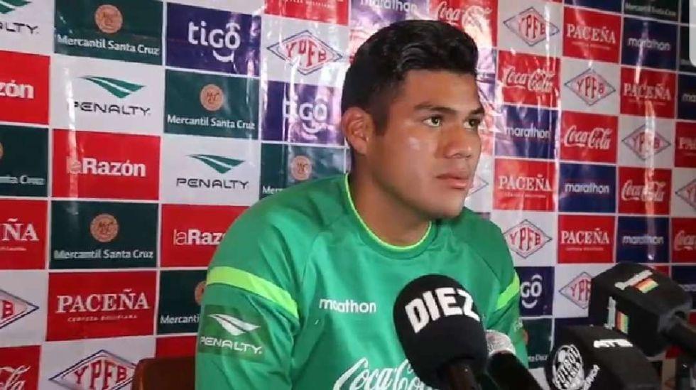 """Javier Rojas: """"Sueño con hacer historia con Bolívar y en la selección"""""""