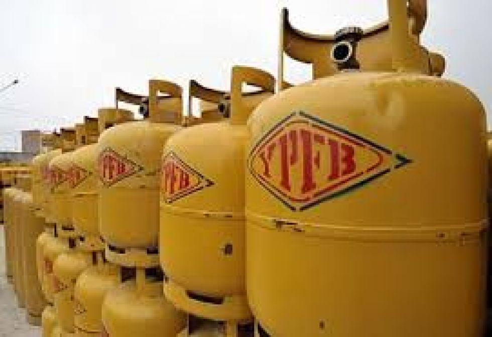 YPFB habilita el servicio de entrega de gas a domicilio