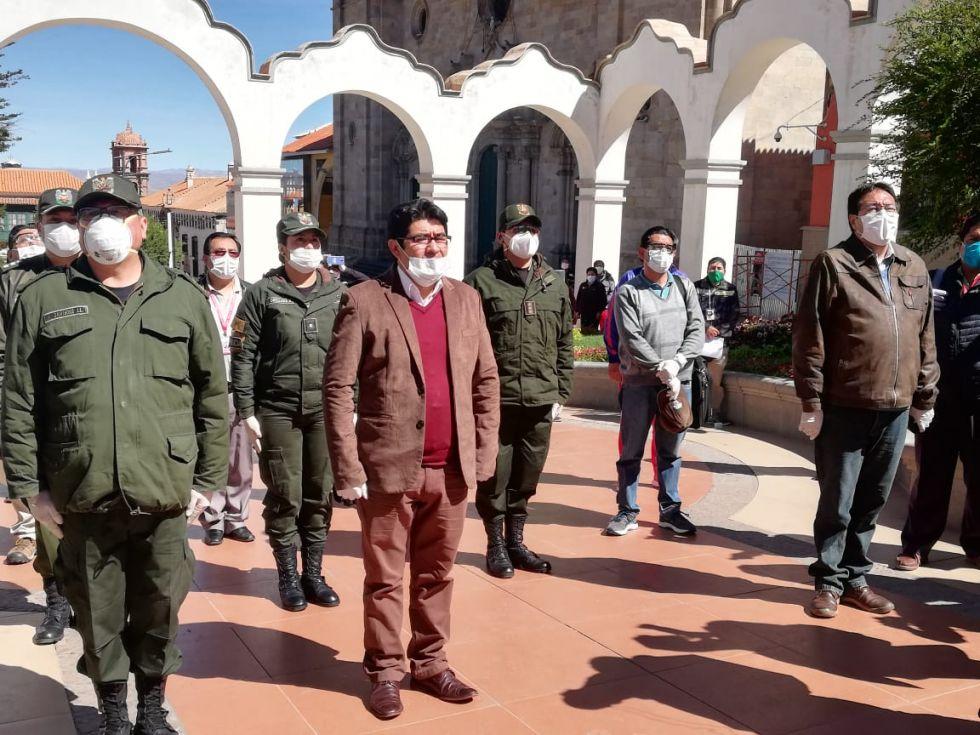 Potosí festeja sus 475 años en medio de confinamiento