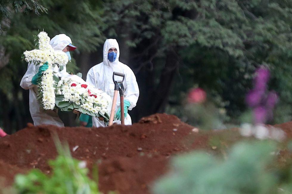 Brasil supera los 10 mil casos y las muertes por COVID-19 llegan a 431