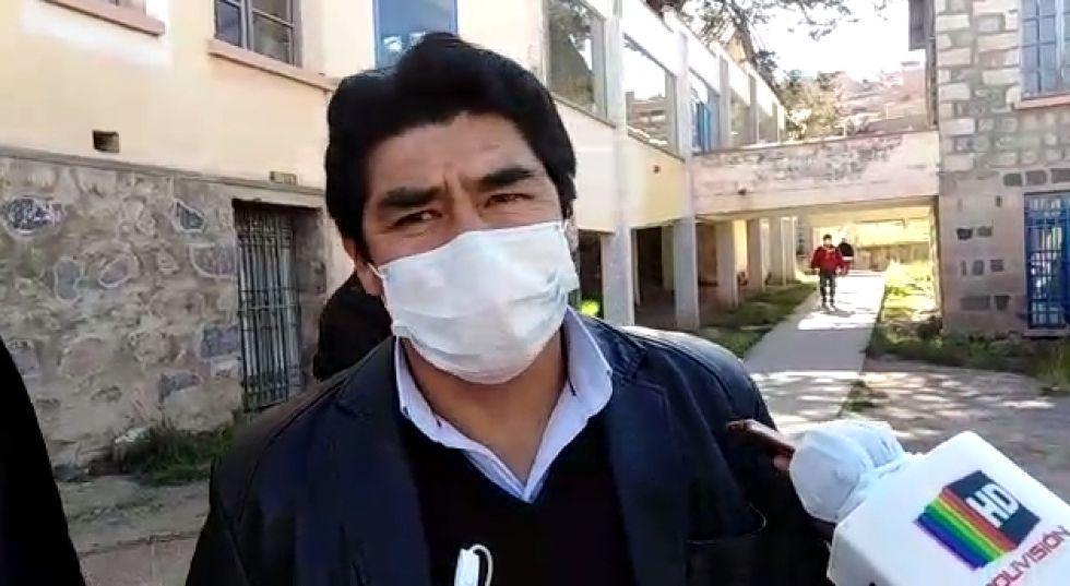 El Gobernador confirma que los casos positivos de coronavirus en Potosí ya suman ocho
