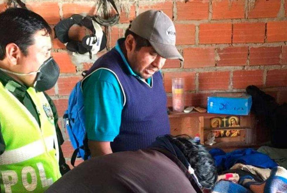 Cae Faustino Yucra, acusado de recibir instrucción de Evo para cercar ciudades